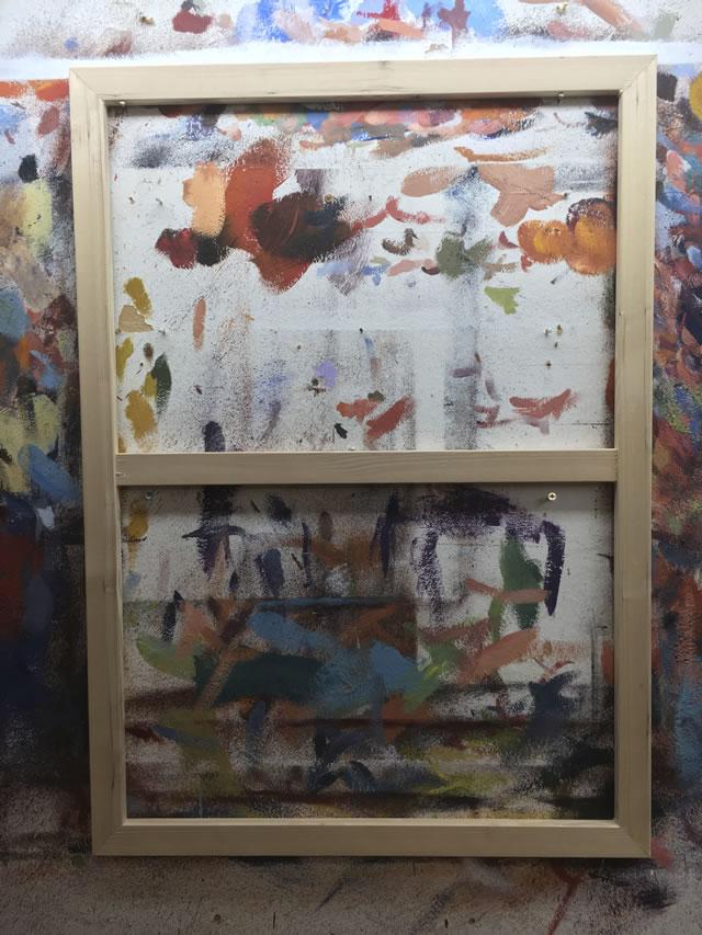 Phase 1 Canvas Stretcher Frame