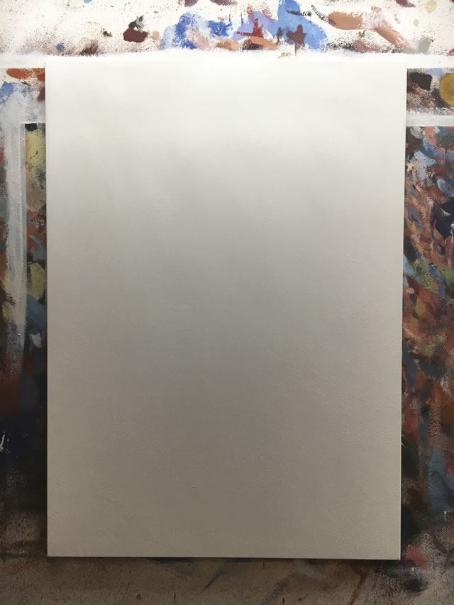 Phase 3 Gessoed Canvas